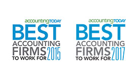 Accounting Today Best Firms