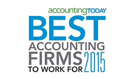 ACT Best Firms 2015