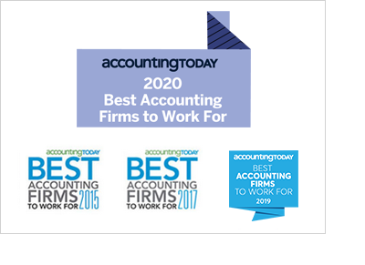 Accounting Today Best Firms Awards