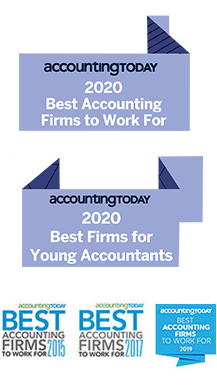 Accounting Today 2020 Best Firms Awards